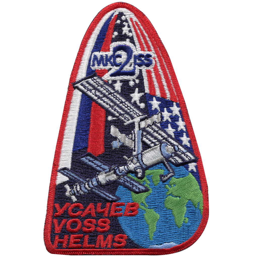 Expedition 2 - Space Patches