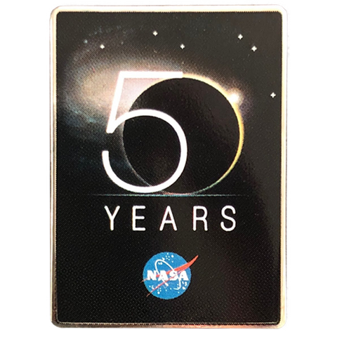 NASA 50th Anniversary Set