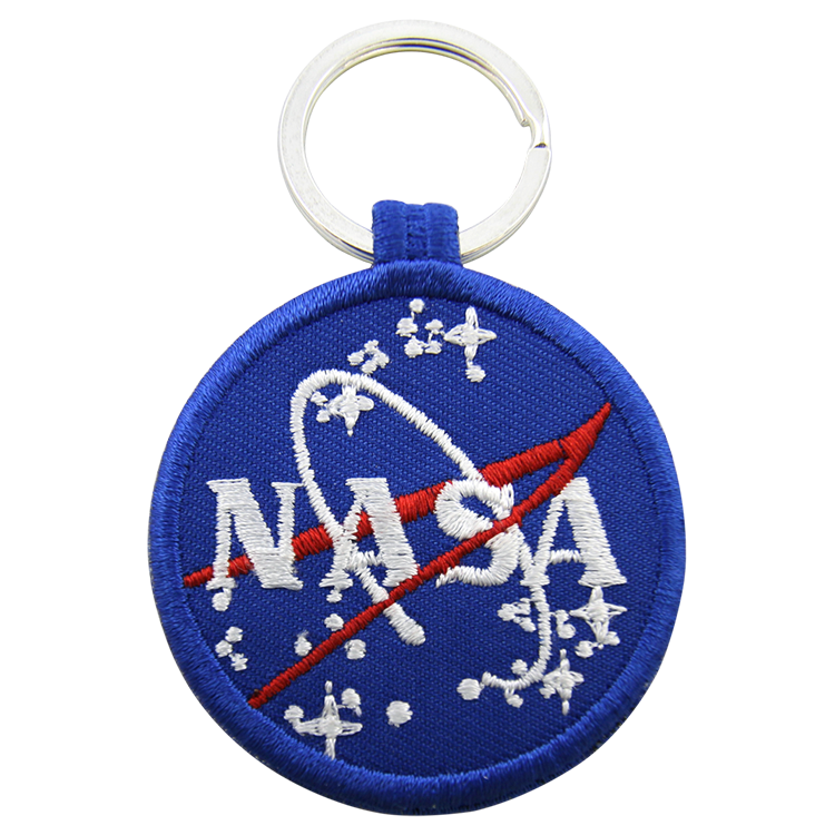 NASA Insignia Key Fob - Space Patches