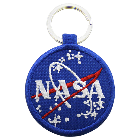 NASA Insignia Key Fob