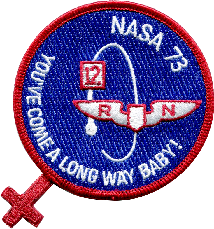 You've Come A Long Way - Space Patches