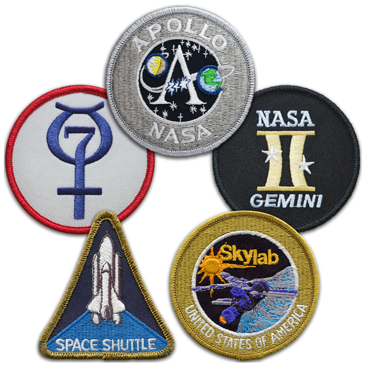 Mission Program Set - Space Patches