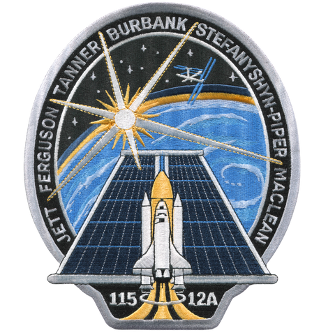 STS-115 Back-Patch