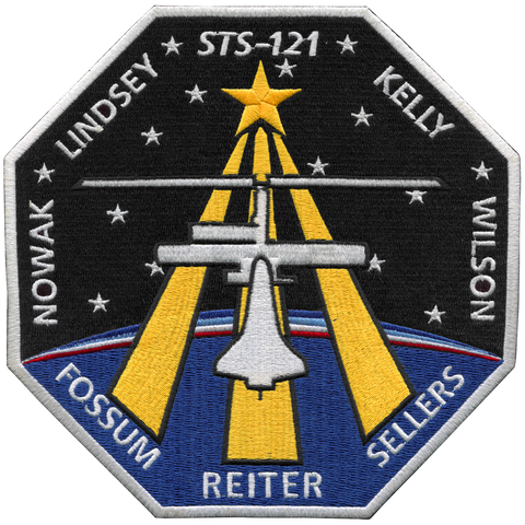 STS-121 Back-Patch