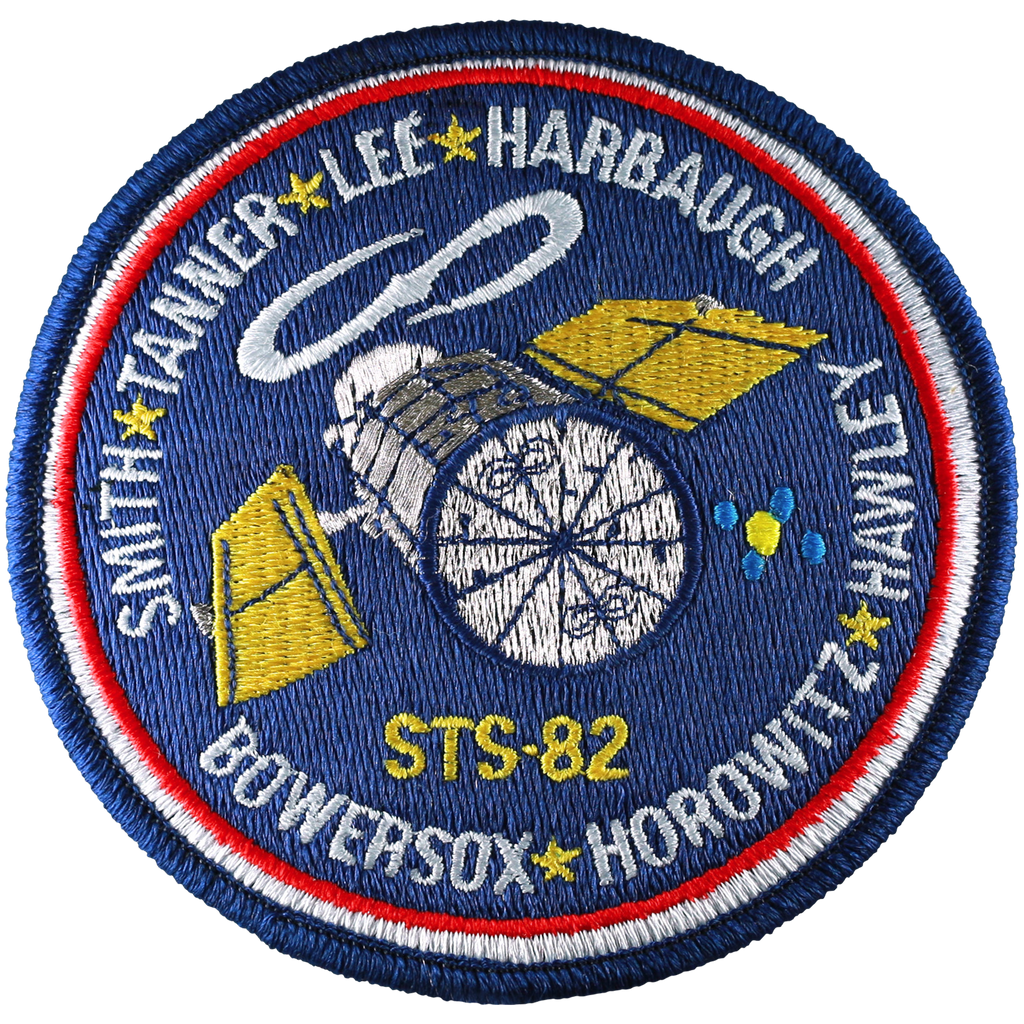 STS-82 - Space Patches
