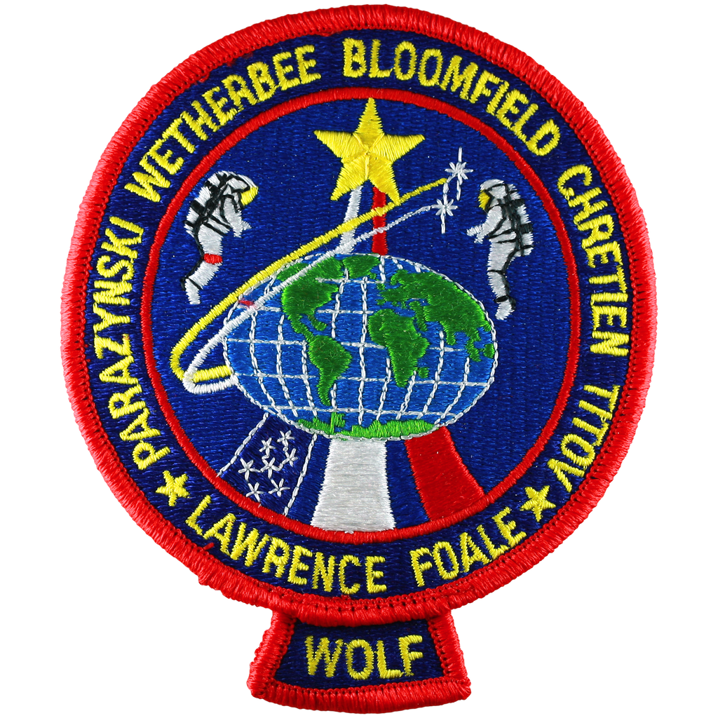 STS-86 - Space Patches