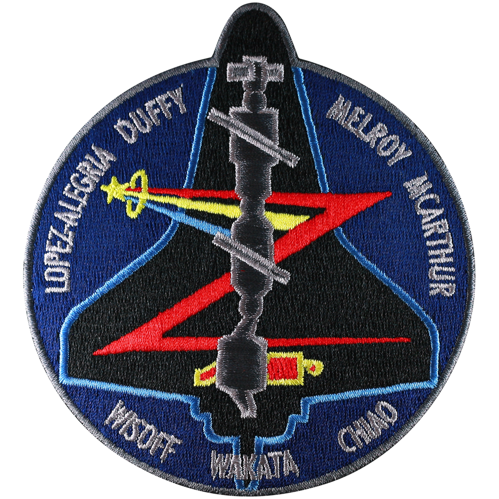 STS-92 - Space Patches