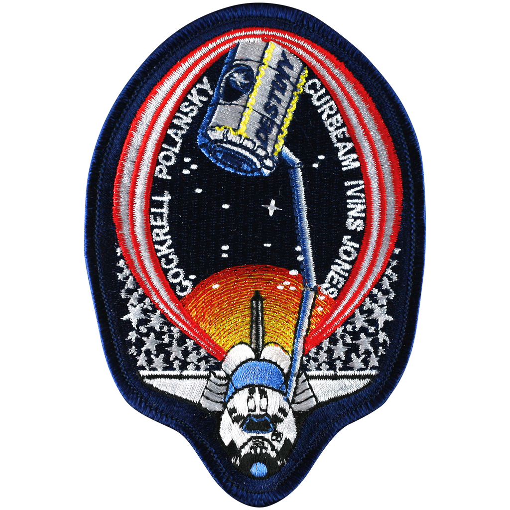 STS-98 - Space Patches