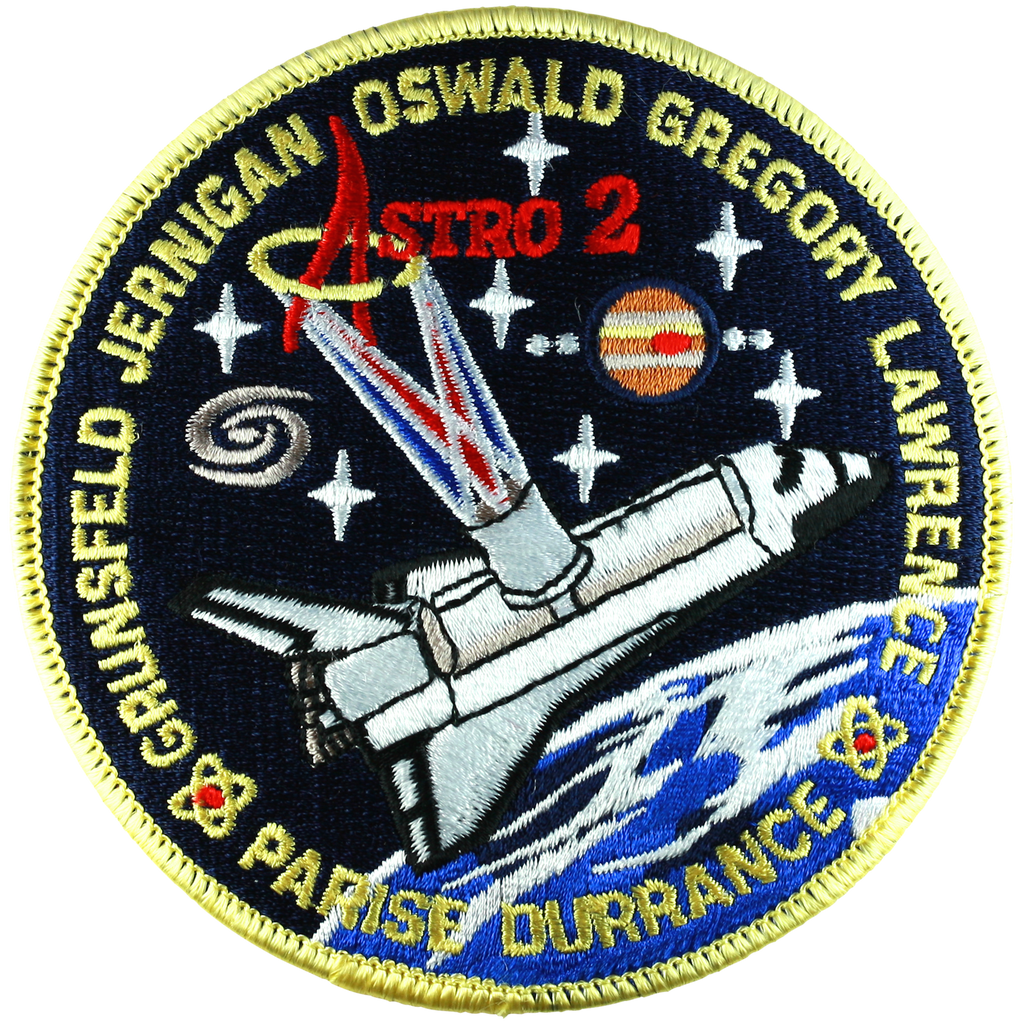 STS-67 - Space Patches