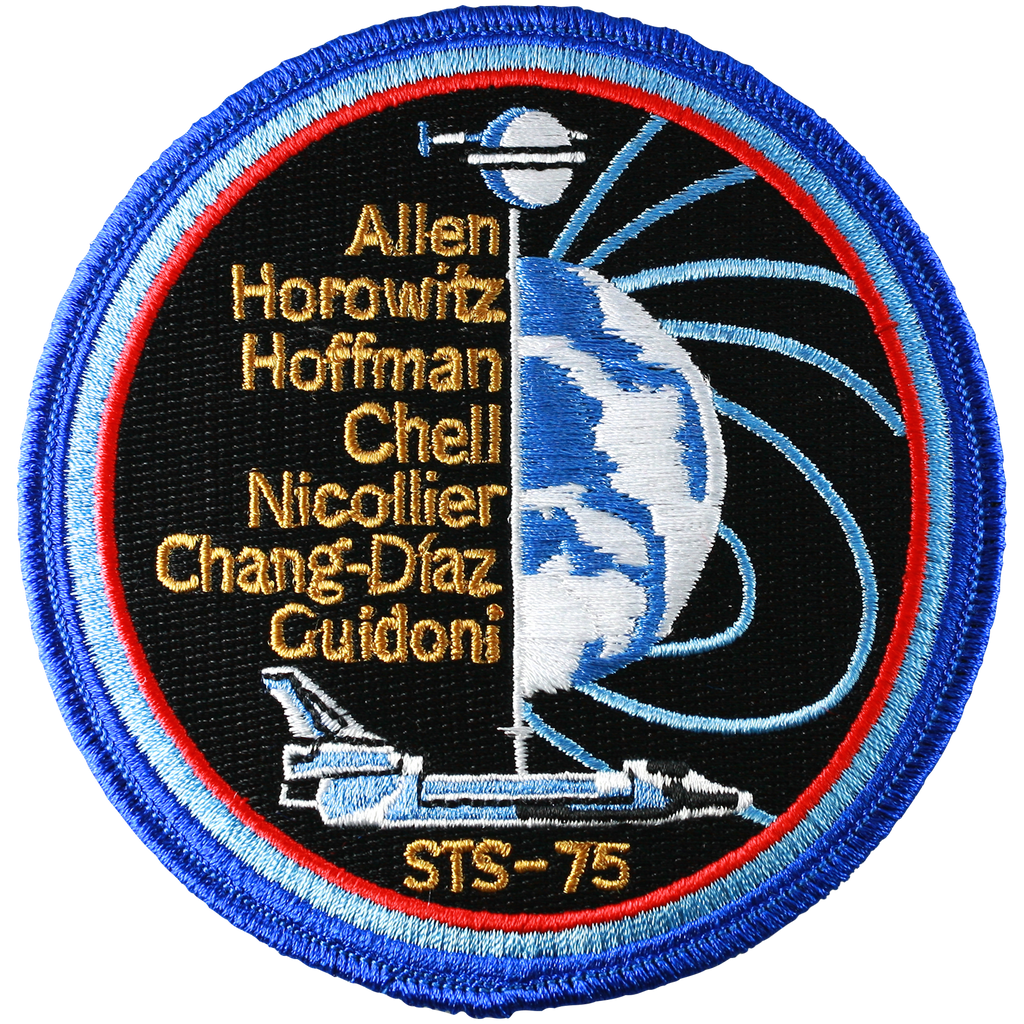 STS-75 - Space Patches