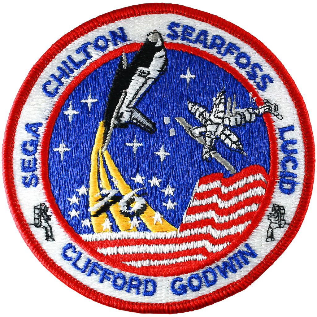 STS-76 - Space Patches