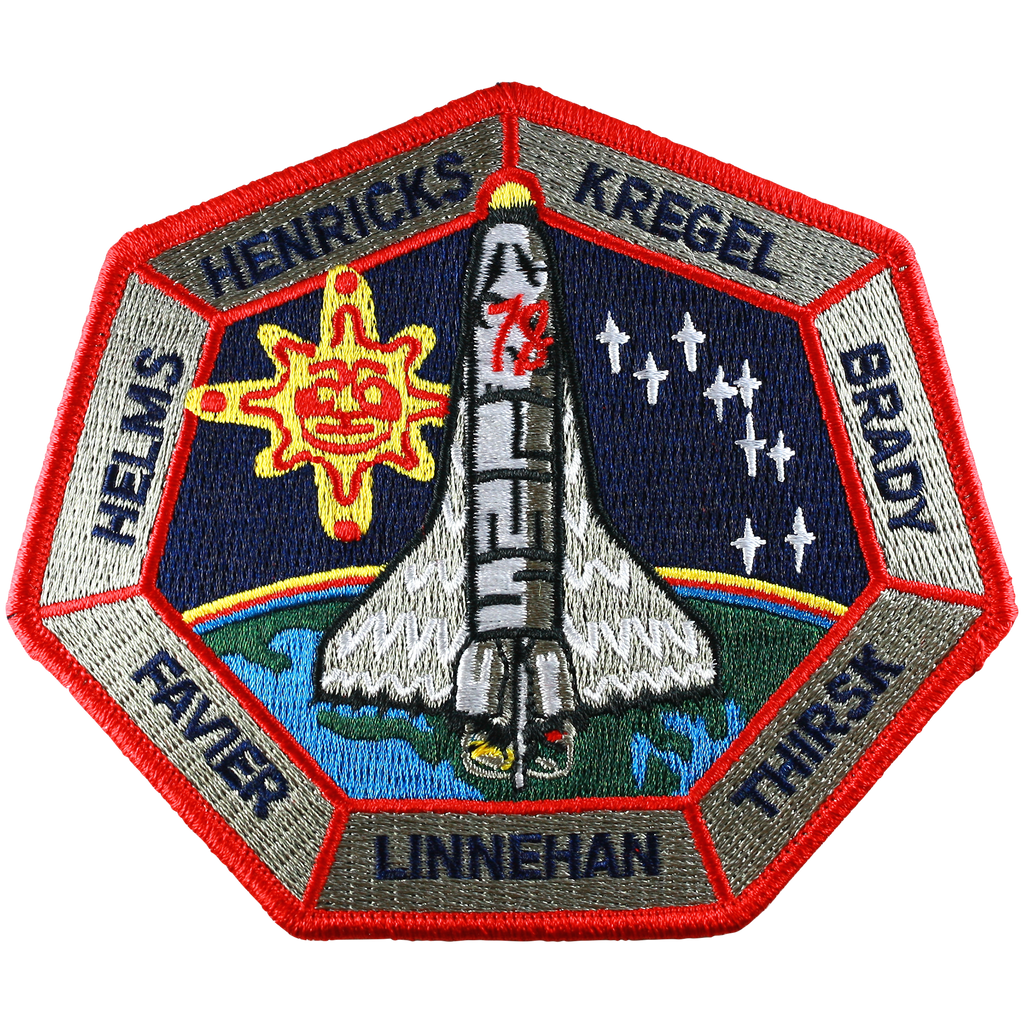 STS-78 - Space Patches