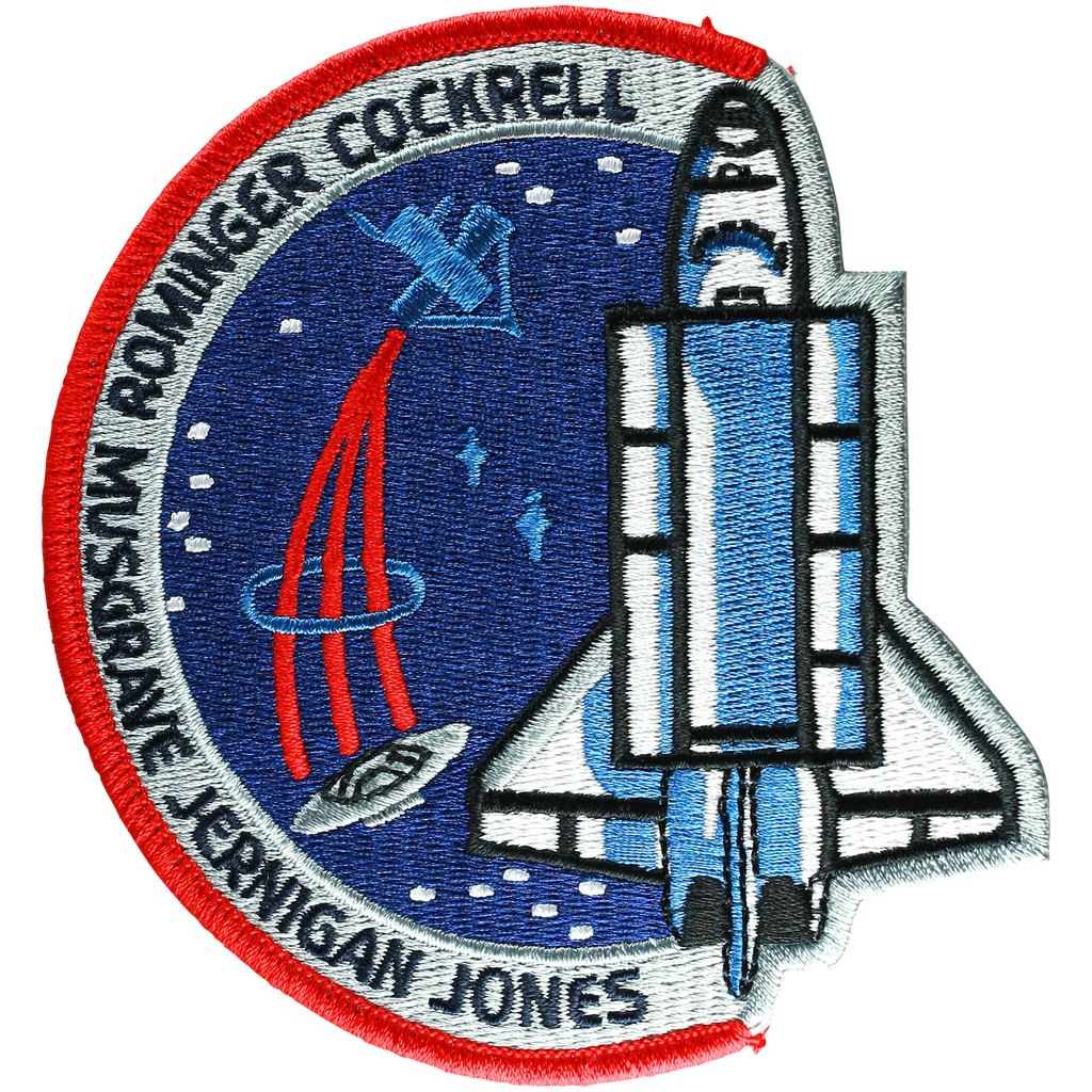 STS-80 - Space Patches