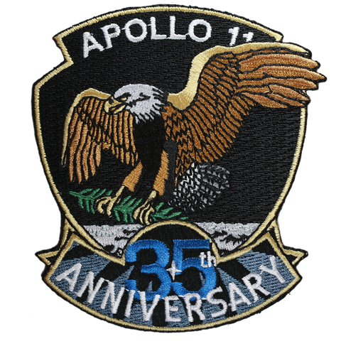 Apollo 11 — 35th Anniversary (Official)