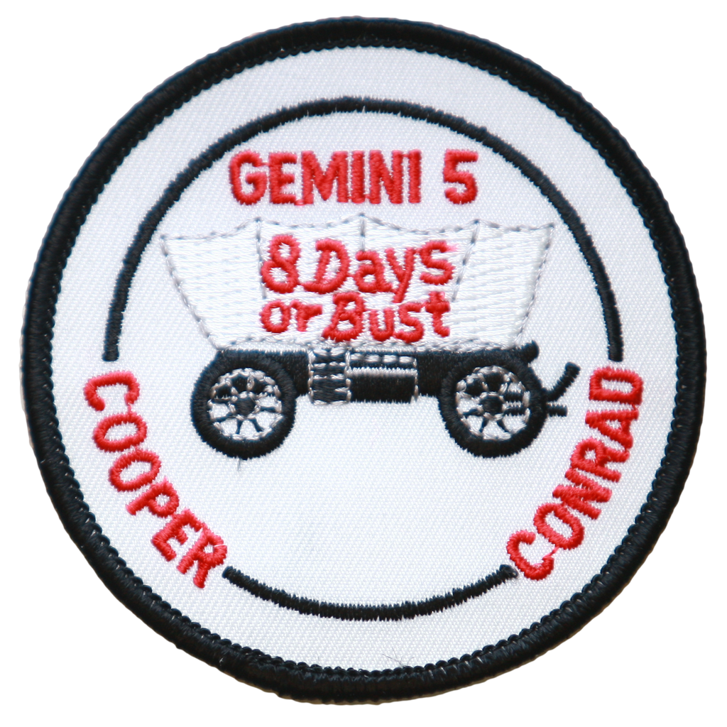 Gemini 5 Souvenir Version - Space Patches