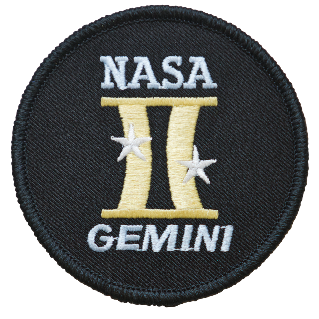 Gemini Program Souvenir Version - Space Patches