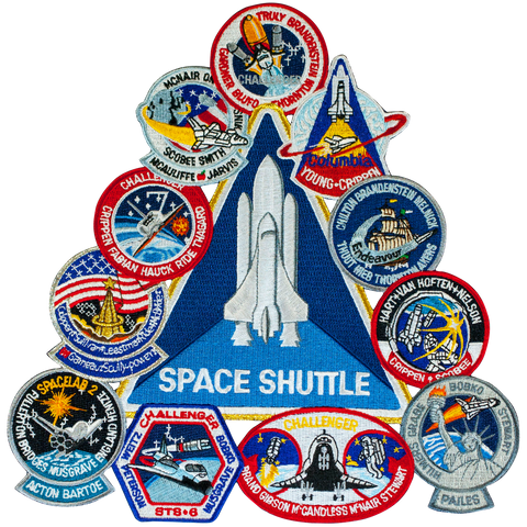 Shuttle Collage