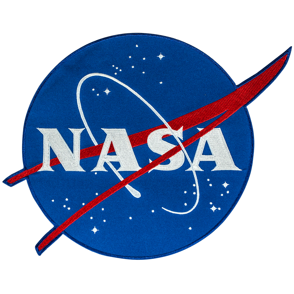 NASA Vector Big Back-Patch - Space Patches