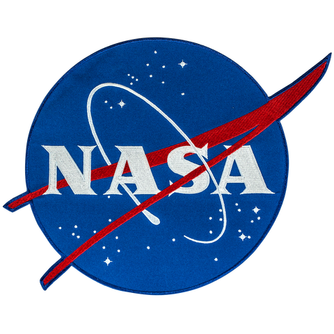 NASA Vector Big Back-Patch