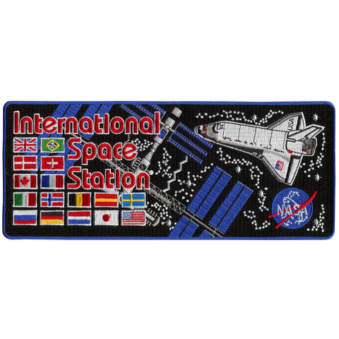 ISS Back-Patch