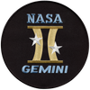 Gemini Program Back Patch - Space Patches