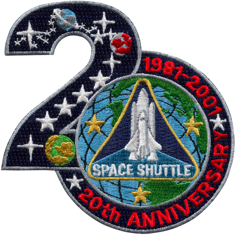 Shuttle Program 20th Anniversary