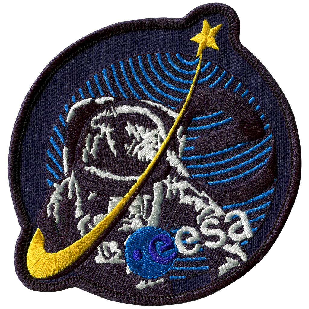 EUROPEAN SPACE AGENCY (ESA) - Space Patches