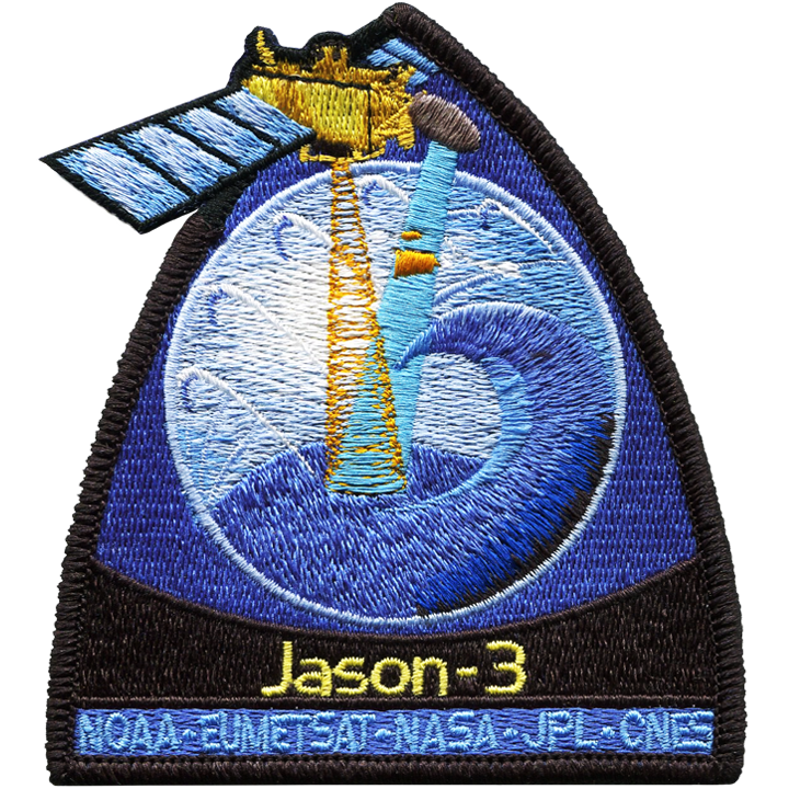 Jason3 - Space Patches