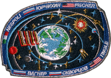 Expedition 53 Crew Change