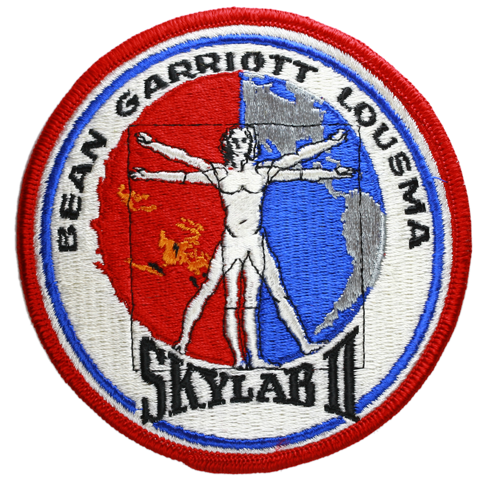 Skylab 3 (SLM-2) - Space Patches