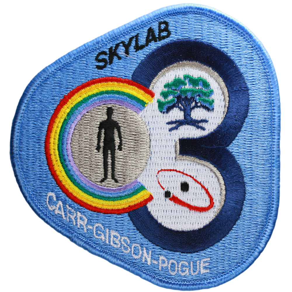 Skylab 4 (SLM-3) - Space Patches