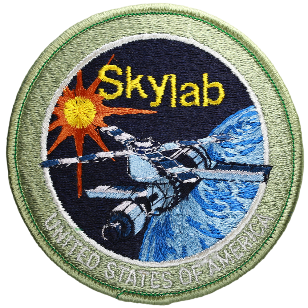 Skylab Program - Space Patches