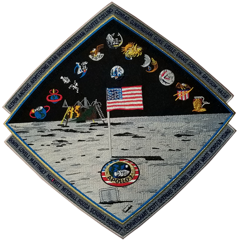 Apollo Commemorative Mission Set