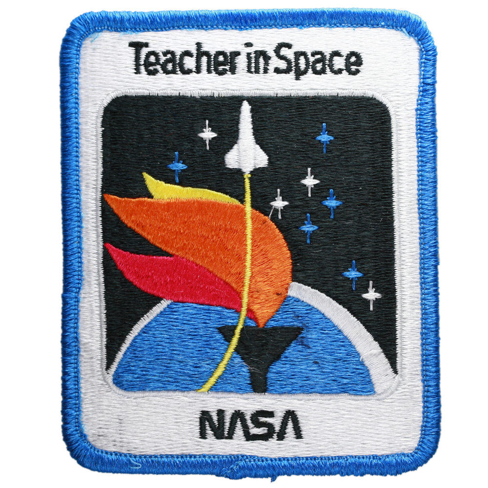 Teacher in Space - Space Patches