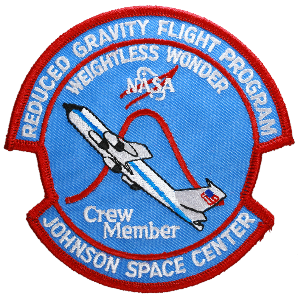 Weightless Wonder - Space Patches
