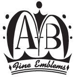 A-B Emblem's Crown Logo