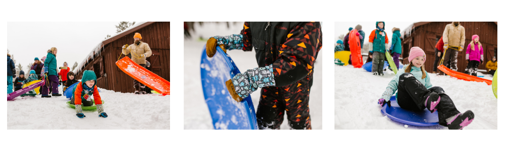 Snow Sleeves Wrist Gaiters are sure to change your winter fun!