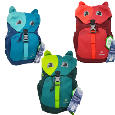 Let your littlest adventurer be a part of the fun with this perfect starter backpack!