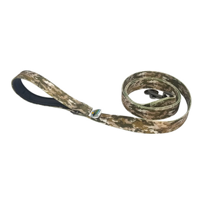 AdventureUs Dog Leash Army Fatigue Camo- Looking for a stylish yet simple dog leash?  These classic camouflage prints are just what you and your best bud will love for ages.