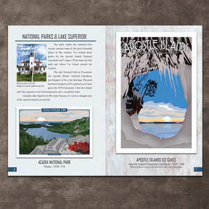 There's no better up north cabin coffee table book than this- Featuring all of your favorite places, events, and more!