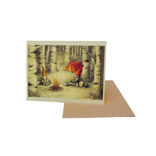 Load image into Gallery viewer, Send this beautifully designed greeting card with a handwritten note from you to show someone you're thinking of them.