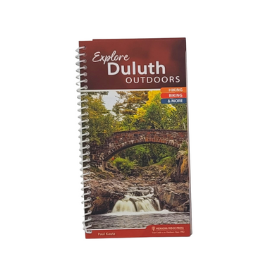 20 of Duluth Minnesota's top outdoor locations in this handy quick guide!