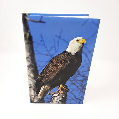 Journals are a great way to keep notes of all of your adventures! Unlined 160 pages 5.5
