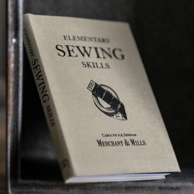 Perfect pocket companion book to start sewing or build on your skills.