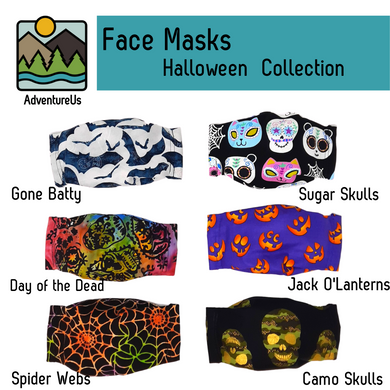 Halloween Face Mask Collection