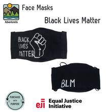Load image into Gallery viewer, Face Masks- Black Lives Matter