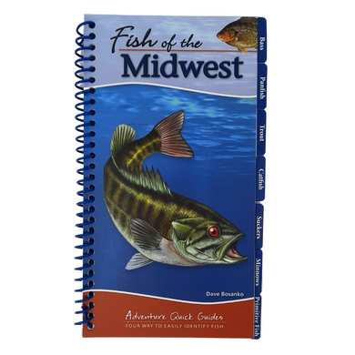 Adventure Quick Guides are the perfect companion to your time on the lake! Pocket Size 4.25