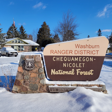 The Chequamegon-Nicolet National Forest is home to 1.5 millions acres of beautiful Northwoods terrain perfect for hiking, biking, skiing, snowmobiling, ATV trails, fishing, camping & more!