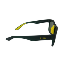 Load image into Gallery viewer, Show your Packer Pride with these awesome Green & Gold Sunglasses