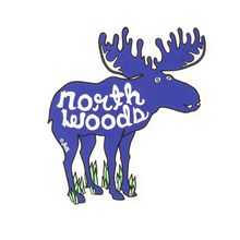 Load image into Gallery viewer, Motley Moose Northwoods Sticker